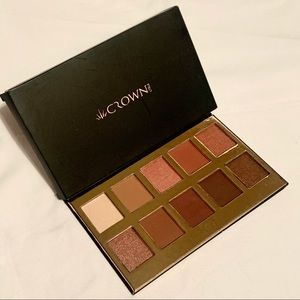 Crown Pro Makeup - Crown Pro Eyeshadow Palette - Fuego